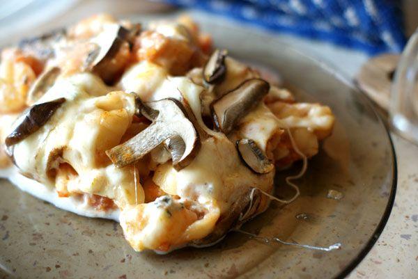 Rondel grzybów