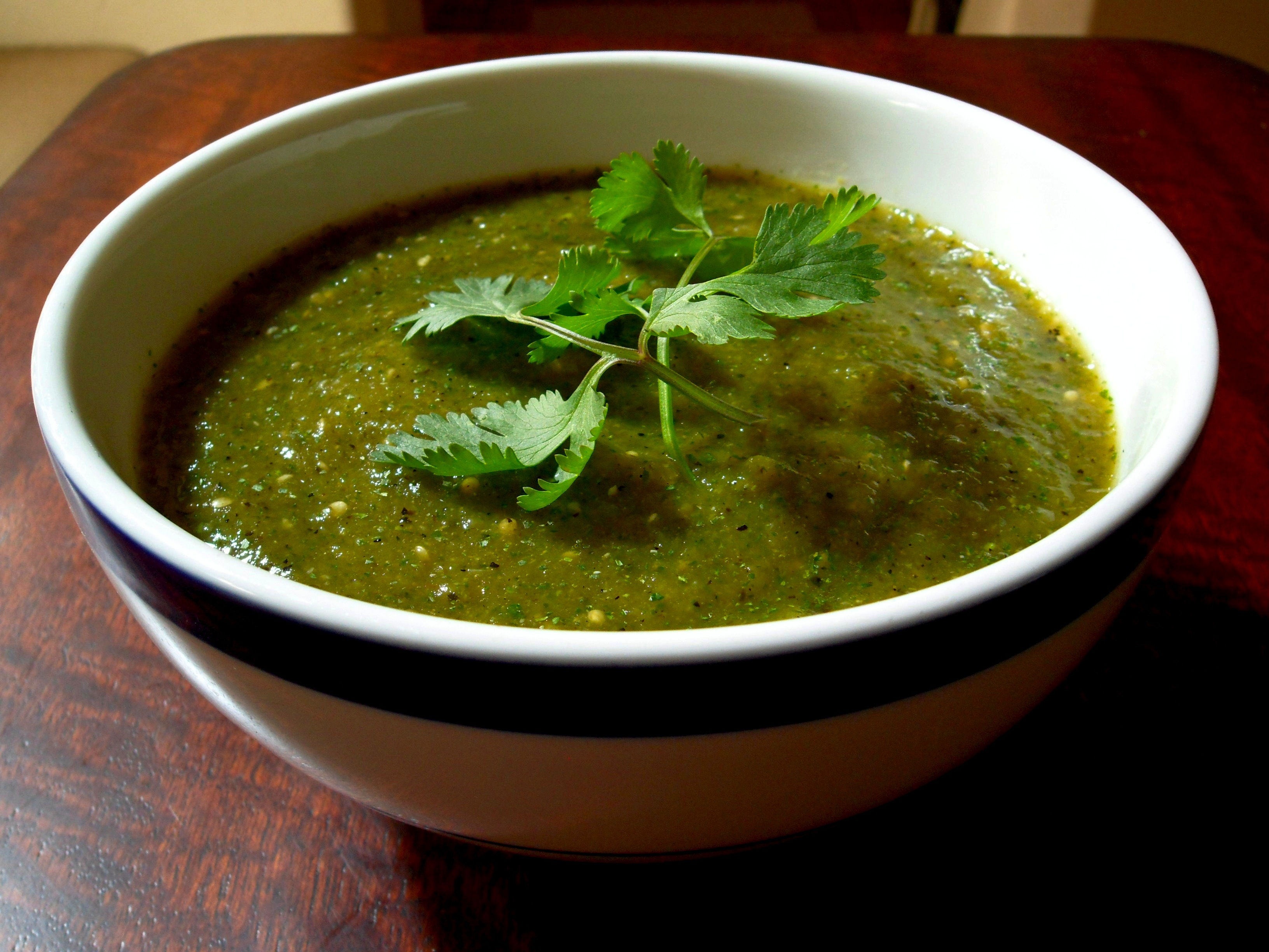 Sos La salsa verde