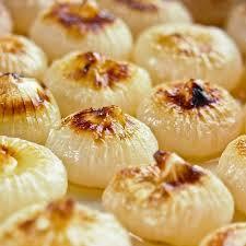 Pieczone cebule