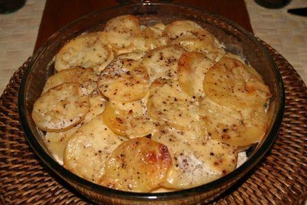 Ziemniaki alpejskich pasterzy
