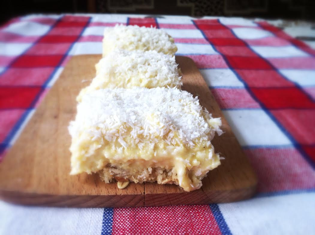Raffaello bez pieczenia z mleczkiem kokosowym